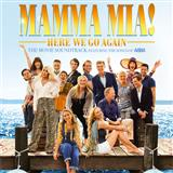 ABBA Day Before You Came (from Mamma Mia! Here We Go Again) Sheet Music and Printable PDF Score | SKU 254800