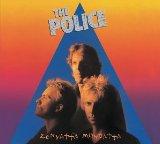 The Police De Do Do Do, De Da Da Da Sheet Music and Printable PDF Score | SKU 34272