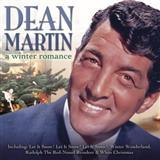 Dean Martin Let It Snow! Let It Snow! Let It Snow! Sheet Music and Printable PDF Score | SKU 125295