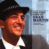 Dean Martin Under The Bridges Of Paris (Sous Les Ponts De Paris) Sheet Music and Printable PDF Score   SKU 122566