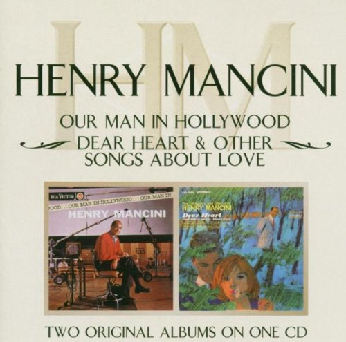Henry Mancini image and pictorial