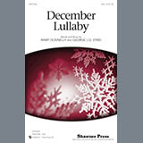 Mary Donnelly & George L.O. Strid December Lullaby Sheet Music and Printable PDF Score | SKU 474476