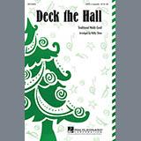 Kirby Shaw Deck The Hall Sheet Music and Printable PDF Score | SKU 89337