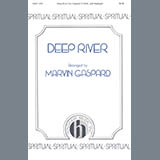 Traditional Deep River (arr. Marvin Gaspard) Sheet Music and Printable PDF Score | SKU 475262