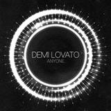 Download or print Demi Lovato Anyone Digital Sheet Music Notes and Chords - Printable PDF Score