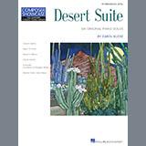 Carol Klose Desert In Bloom Sheet Music and Printable PDF Score | SKU 55731