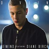 Devlin Rewind (feat. Diane Birch) Sheet Music and Printable PDF Score | SKU 115782