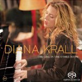 Download or print Diana Krall Almost Blue Digital Sheet Music Notes and Chords - Printable PDF Score
