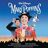 Dick Van Dyke Chim Chim Cher-ee (from Mary Poppins) Sheet Music and Printable PDF Score | SKU 416475