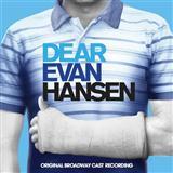 Pasek & Paul Disappear (from Dear Evan Hansen) Sheet Music and Printable PDF Score | SKU 252971