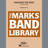 Kenneth Fuchs Discover The Wild - Timpani Sheet Music and Printable PDF Score | SKU 302627