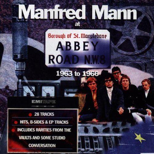 Manfred Mann image and pictorial