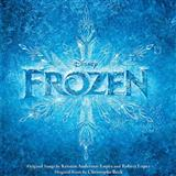Kristen Bell, Agatha Lee Monn & Katie Lopez Do You Want To Build A Snowman? (from Disney's Frozen) Sheet Music and Printable PDF Score   SKU 182268