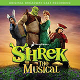Shrek The Musical Don't Let Me Go Sheet Music and Printable PDF Score | SKU 71890
