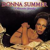 Download or print Donna Summer Love's Unkind Digital Sheet Music Notes and Chords - Printable PDF Score