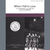 Doris Day When I Fall In Love (arr. Jay Giallombardo) Sheet Music and Printable PDF Score | SKU 407104