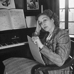 Dorothy Fields A Fine Romance Sheet Music and Printable PDF Score   SKU 185397