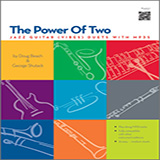 Download or print Doug Beach The Power Of Two - Guitar (Vibes) Digital Sheet Music Notes and Chords - Printable PDF Score