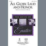 Download Douglas E. Wagner 'All Glory, Laud And Honor - Handbells' Digital Sheet Music Notes & Chords and start playing in minutes