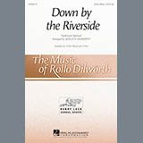 African-American Spiritual Down By The Riverside (arr. Rollo Dilworth) Sheet Music and Printable PDF Score | SKU 163884