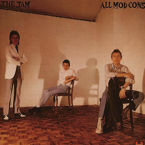 The Jam image and pictorial
