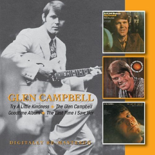 Glen Campbell image and pictorial