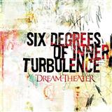 Dream Theater Six Degrees Of Inner Turbulence: VI. Solitary Shell Sheet Music and Printable PDF Score | SKU 155209