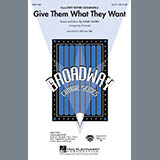 Ed Lojeski Give Them What They Want - Percussion Sheet Music and Printable PDF Score | SKU 268366