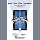 Ed Lojeski Give Them What They Want - Trombone Sheet Music and Printable PDF Score | SKU 268361