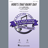 Ed Lojeski Here's That Rainy Day - Synthesizer Sheet Music and Printable PDF Score | SKU 372686