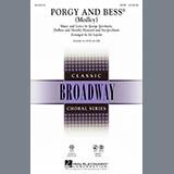Ed Lojeski Porgy and Bess (Medley) - Bb Clarinet Sheet Music and Printable PDF Score | SKU 366659