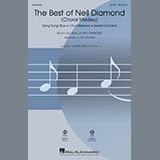 Ed Lojeski The Best of Neil Diamond - Electric Bass Sheet Music and Printable PDF Score | SKU 378359