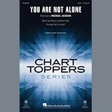 Ed Lojeski You Are Not Alone - Synthesizer Sheet Music and Printable PDF Score | SKU 374841