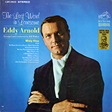 Download or print Eddy Arnold Misty Blue Digital Sheet Music Notes and Chords - Printable PDF Score