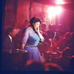 Ella Fitzgerald Shiny Stockings Sheet Music and Printable PDF Score   SKU 152466
