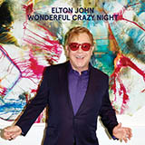 Download or print Elton John Blue Wonderful Digital Sheet Music Notes and Chords - Printable PDF Score