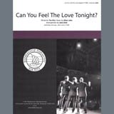 Elton John Can You Feel the Love Tonight (from The Lion King) (arr. June Dale) Sheet Music and Printable PDF Score | SKU 407057
