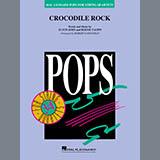 Elton John Crocodile Rock (arr. Robert Longfield) - Violin 2 Sheet Music and Printable PDF Score | SKU 442424