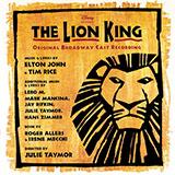 Elton John Hakuna Matata (from The Lion King: Broadway Musical) Sheet Music and Printable PDF Score | SKU 418551