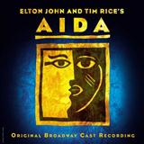 Download Elton John 'The Past Is Another Land (from Aida)' Digital Sheet Music Notes & Chords and start playing in minutes