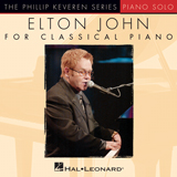 Elton John Your Song [Classical version] (arr. Phillip Keveren) Sheet Music and Printable PDF Score | SKU 154339