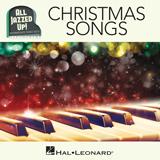 Elvis Presley Blue Christmas [Jazz version] Sheet Music and Printable PDF Score | SKU 186977