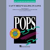Elvis Presley Can't Help Falling in Love (arr. Robert Longfield) - Violin 1 Sheet Music and Printable PDF Score | SKU 425540