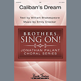 Emily Crocker Caliban's Dream Sheet Music and Printable PDF Score | SKU 441475