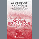 Emily Crocker Now Spring In All Her Glory Sheet Music and Printable PDF Score | SKU 410607