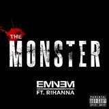 Download Eminem 'The Monster (feat. Rihanna)' Digital Sheet Music Notes & Chords and start playing in minutes