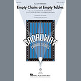 Boublil and Schonberg Empty Chairs At Empty Tables (from Les Miserables) (arr. Ed Lojeski) Sheet Music and Printable PDF Score   SKU 253636