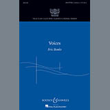 Download or print Eric Banks Voices Digital Sheet Music Notes and Chords - Printable PDF Score