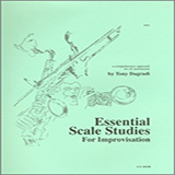 Dagradi Essential Scale Studies For Improvisation Sheet Music and Printable PDF Score | SKU 124972