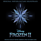 Download or print Evan Rachel Wood All Is Found (from Disney's Frozen 2) Digital Sheet Music Notes and Chords - Printable PDF Score